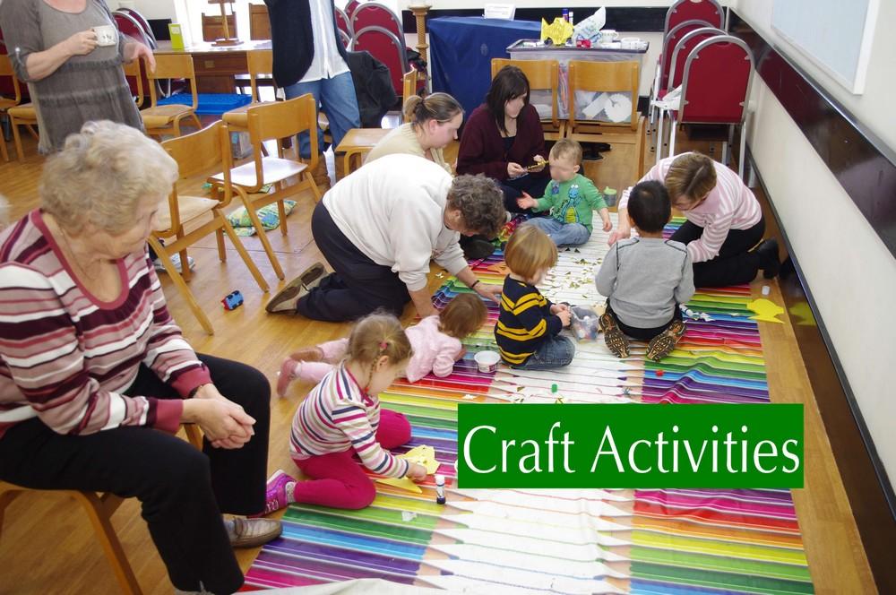 Craft activities A