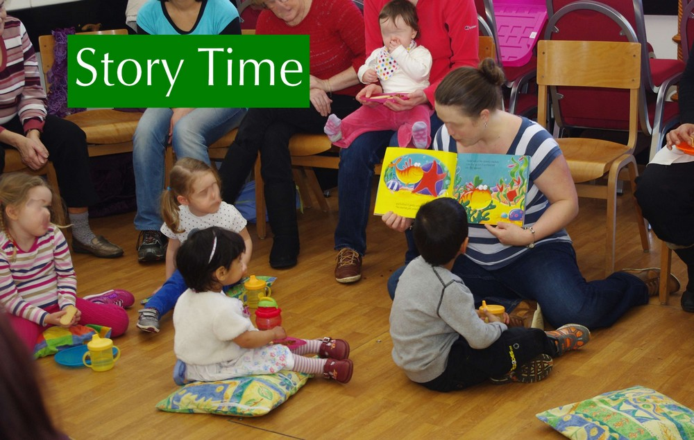 Story Time A