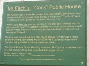 Mr Fitch